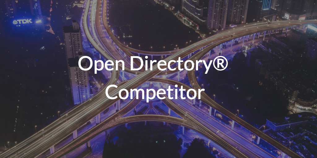 Open Directory Competitor