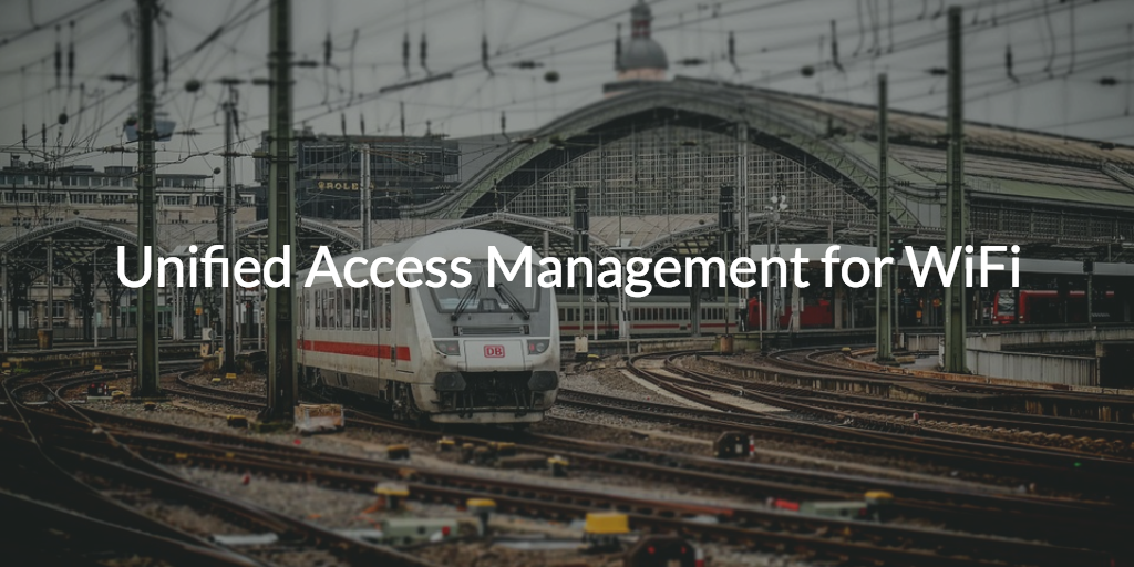 Unified Access Management for WiFi