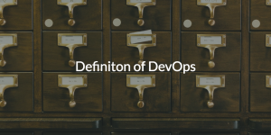 Def of DevOps