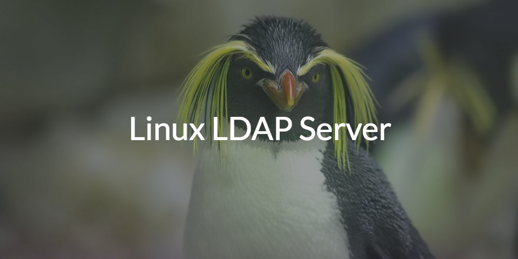 Linux LDAP Server