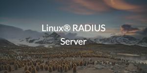 Linux® RADIUS Server