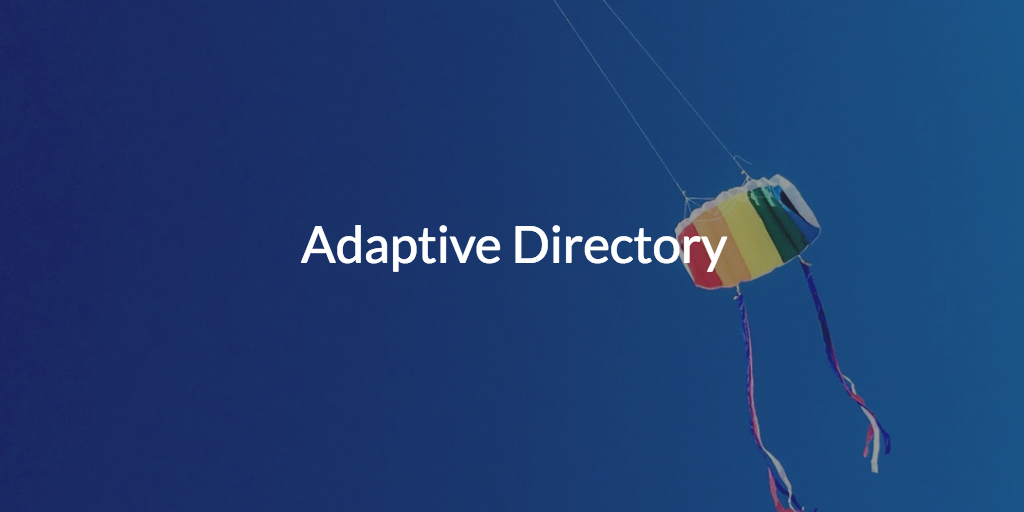 Adaptive Directory
