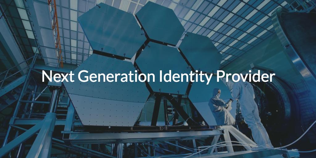 Next Gen Identity Provider