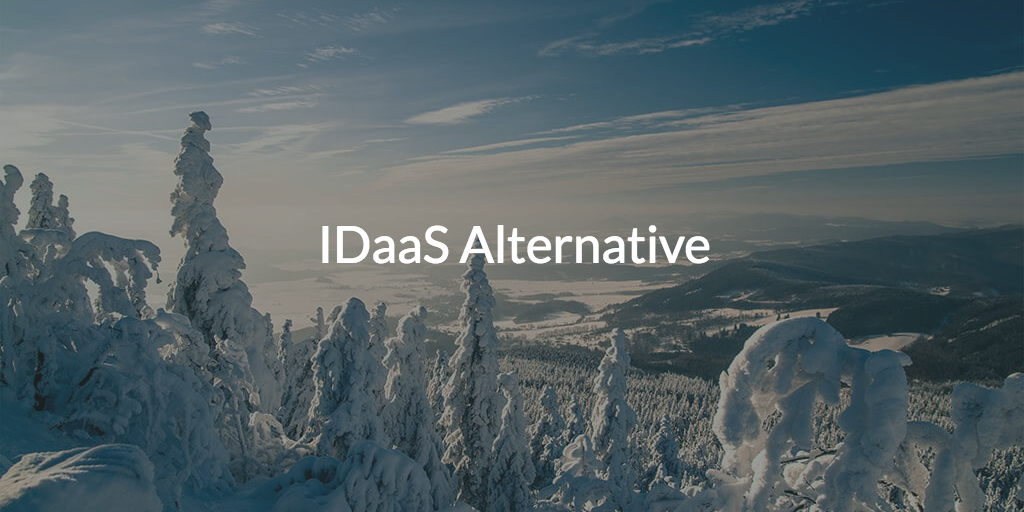 IDaaS Alternative