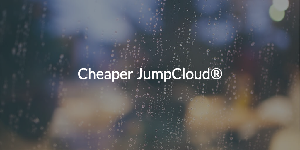 Is there a cheaper JumpCloud alternative?