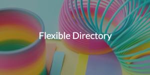 Flexible Directory