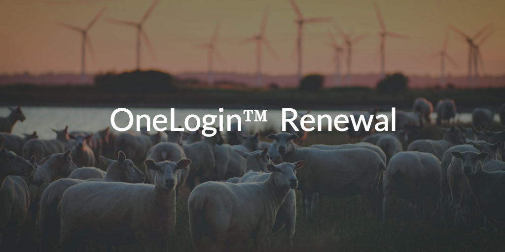OneLogin™ Renewa