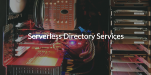 Directory Services with No Server