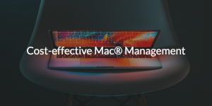 Cheap Mac Management