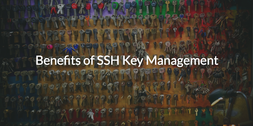 SSH Key Management