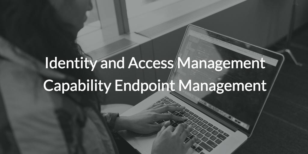 IAM Endpoint Management