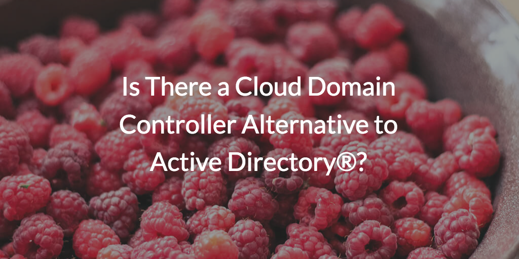Is There a Cloud Domain Controller Alternative to Active Directory®?