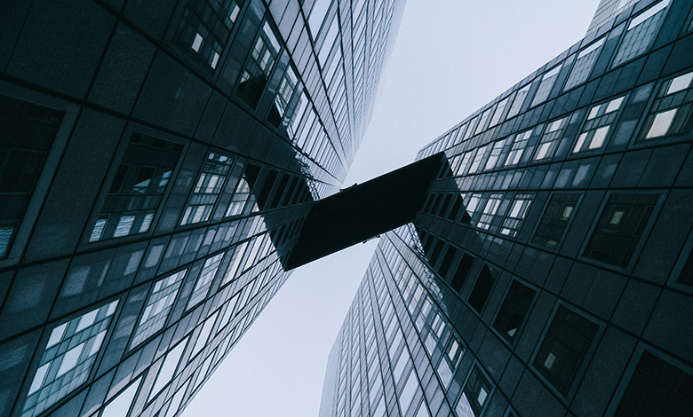 Sky bridge. Metaphor for product that bridges LDAP and RADIUS.